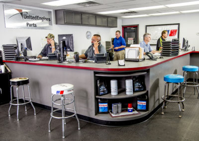 United Engines Service Desk